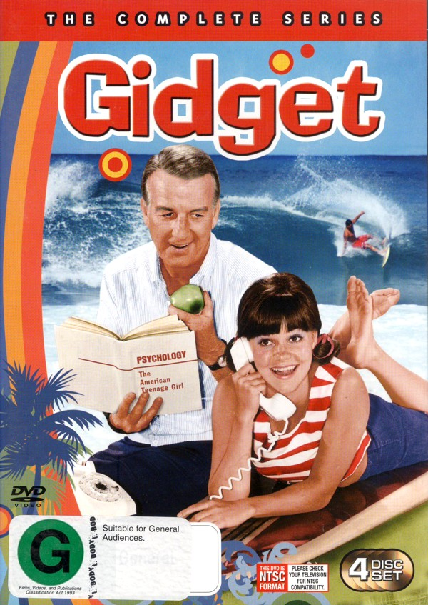 Gidget: The Complete First Season on DVD image