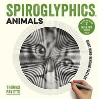 Spiroglyphics: Animals by Thomas Pavitte