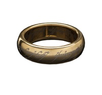 Lord of the Rings: The One Ring (size V½) - by Weta