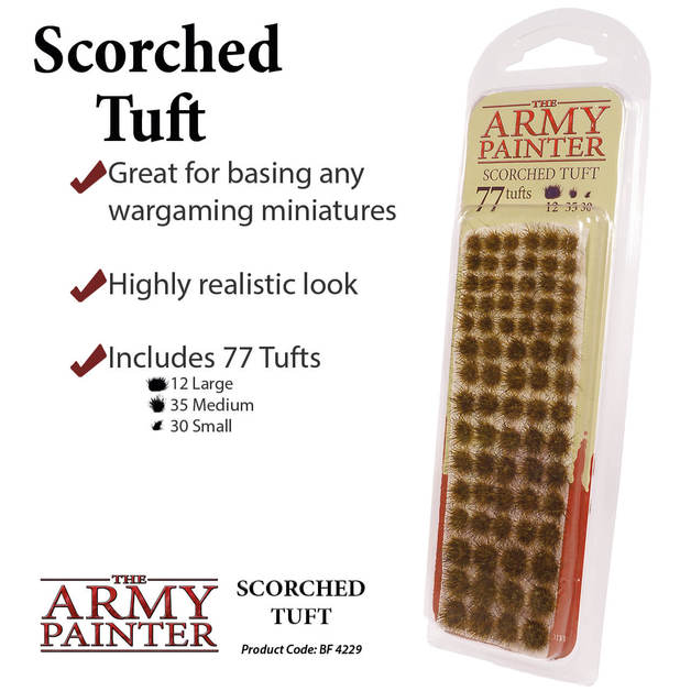 Army Painter Scorched Tuft