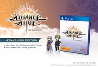 The Alliance Alive HD Remastered for PS4