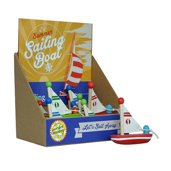 Seedling: Summer Sailing Boats - (Assorted Designs)