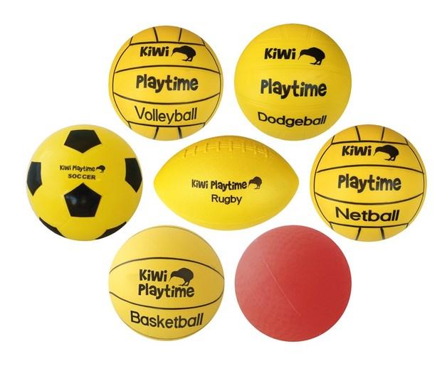 Kiwi School Soccer Ball