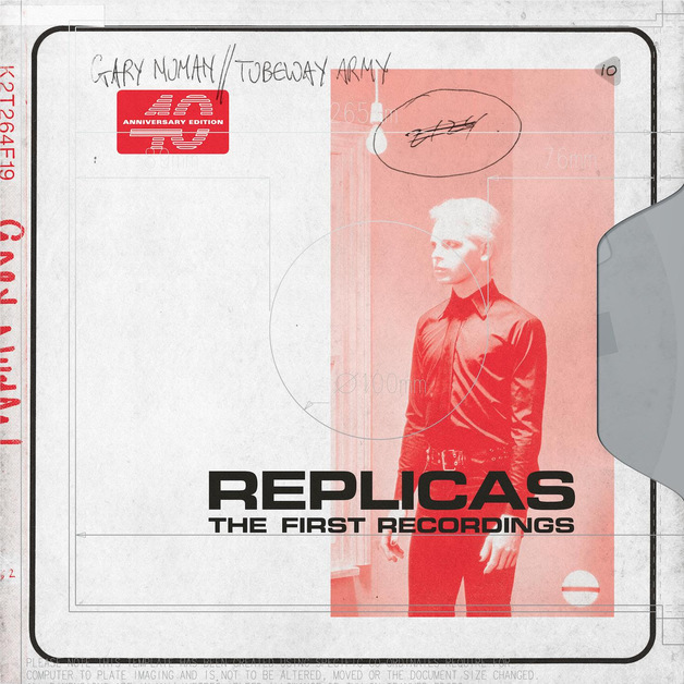 Replicas - The First Recordings by Gary Numan