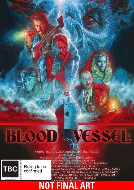 Blood Vessel on DVD