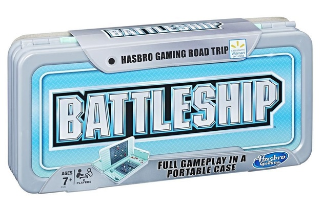 Battleship - Road Trip Edition