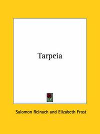 Tarpeia by Elizabeth Frost