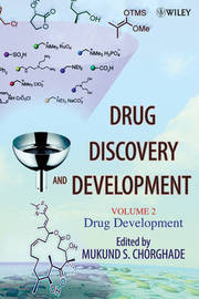 Drug Discovery and Development: v. 2 image