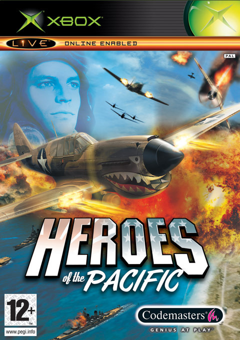 Heroes of the Pacific for Xbox