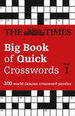 The Times Big Book of Quick Crosswords Book 1 by The Times Mind Games