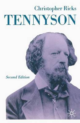 Tennyson by Christopher Ricks image