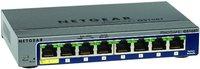 Netgear: GS108Tv2 ProSafe 8-port Gigabit Smart Switch