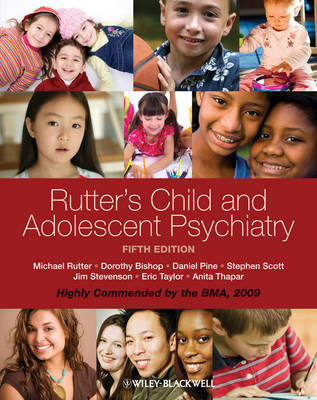 Rutter's Child and Adolescent Psychiatry 5E by Michael Rutter