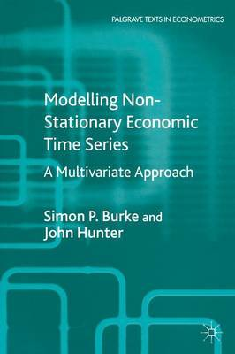 Modelling Non-Stationary Economic Time Series by Simon P. Burke image
