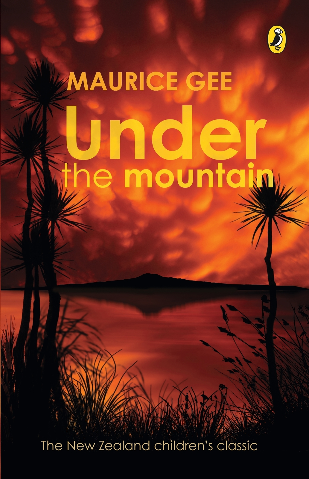 Under the Mountain (movie tie-in cover) by MAURICE GEE image
