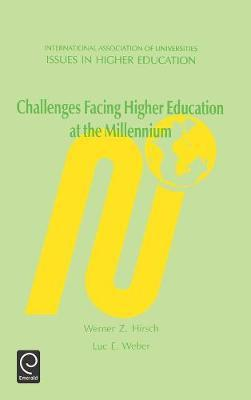 Challenges Facing Higher Education at the Millennium