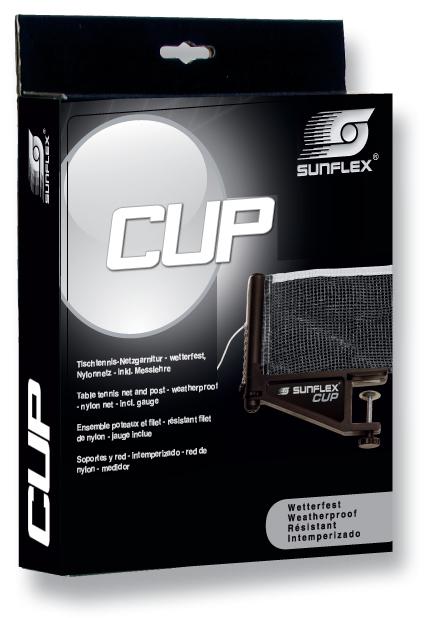 Sunflex: CUP - Table Tennis Net & Post