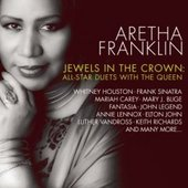 Jewels In The Crown: Duets With The Queen Of Soul by Aretha Franklin