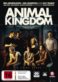 Animal Kingdom on DVD
