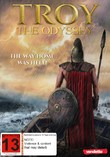 Troy: The Odyssey on DVD