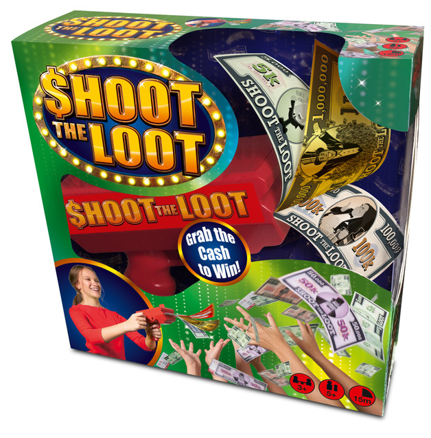 Shoot the Loot - Party Game