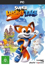 Super Lucky's Tale for PC Games