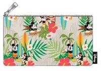 Loungefly: Mickey Mouse - Mickey Hawaii Print Pencil Case