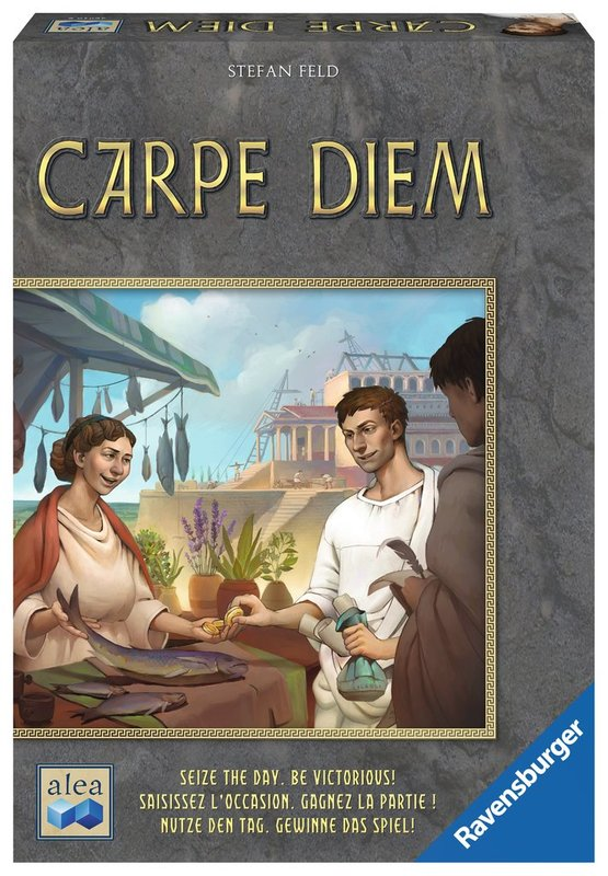 Carpe Diem - Board Game