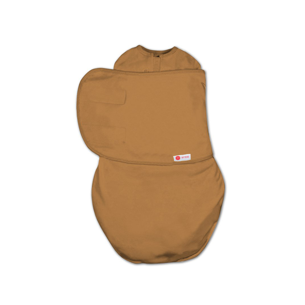 Embe Classic 2-Way Swaddle - Burnt Orange image