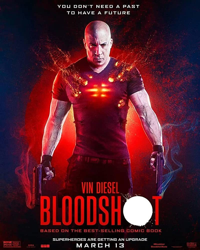 Bloodshot (4K UHD) on UHD Blu-ray image