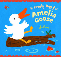 A Lovely Day for Amelia Goose by Yu Rong image
