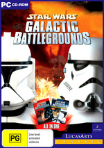 Star Wars Galactic Battlegrounds for PC