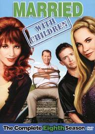 Married With Children - The Complete 8th Season (3 Disc Set) on DVD