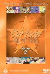 Cartoon Hall of Fame - Vol. 2 on DVD