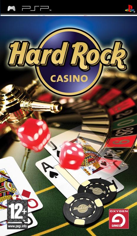 Hard Rock Casino for PSP