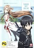 Sword Art Online Vol. 1: Aincrad Part 1 DVD