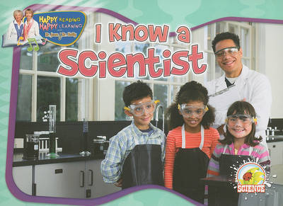 I Know a Scientist by Jean Feldman image