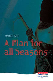 A Man For All Seasons by Robert Bolt image