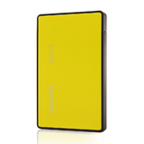 """ORICO USB3.0 SuperSpeed 2.5"""" HDD Enclosure - Yellow"""