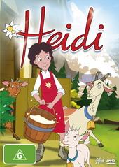 Heidi on DVD