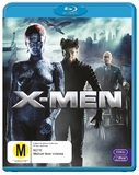 X-Men on Blu-ray