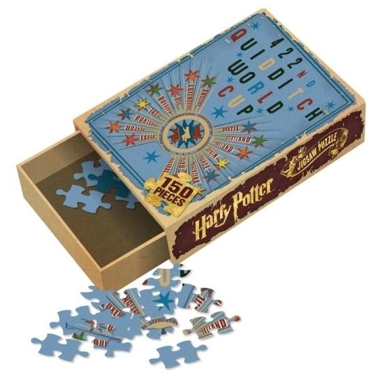 Harry Potter: Quidditch - 150 Piece Puzzle