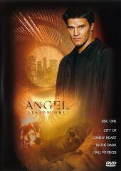 Angel Season 1 - Disc 1 on DVD