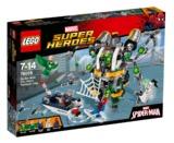 LEGO Super Heroes: Spider-Man Doc Ock's Tentacle Trap (76059)