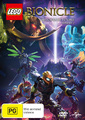 Lego Bionicle: The Journey To One - Season 1 Vol.2 on DVD