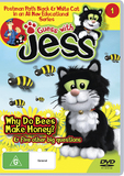 Guess With Jess: Vol 1 - Why do Bees Make Honey & Five Other Big Questions on DVD
