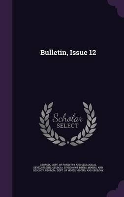 Bulletin, Issue 12