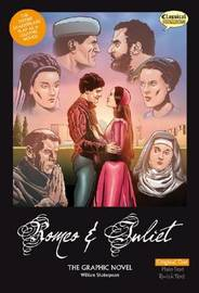 Romeo and Juliet: The Graphic Novel: Original Text by William Shakespeare image