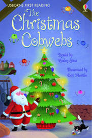 The Christmas Cobwebs by Lesley Sims
