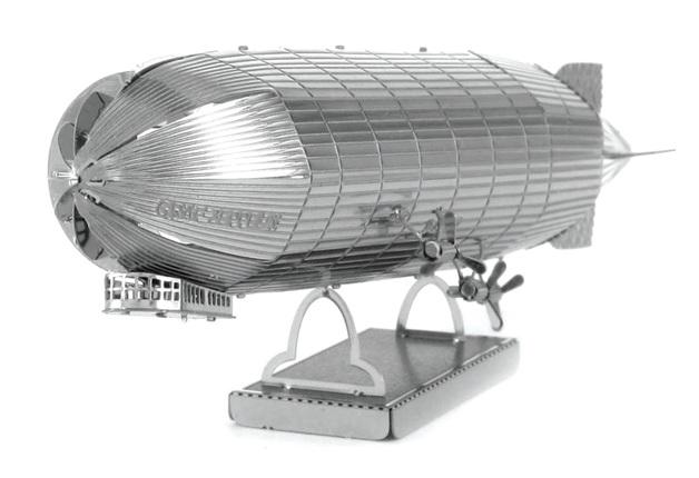 Metal Earth: Graf Zeppelin - Model Kit